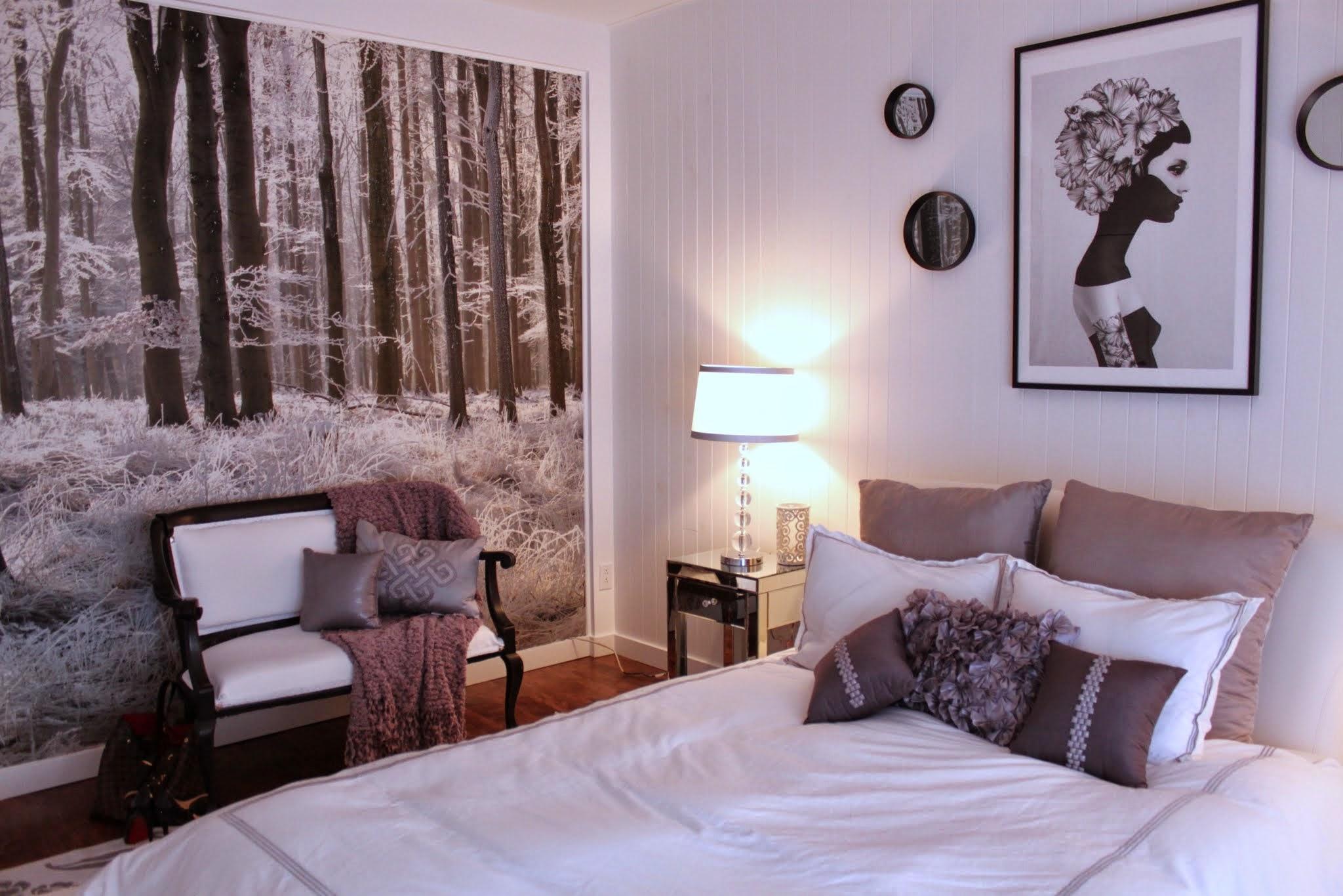 La chambre de la reine des neiges matte et glossy for Decoration chambre kijiji
